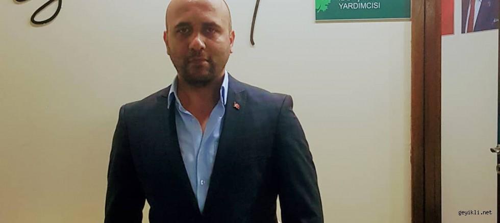 Abdulkadir ŞEKER Gelecek Partisi Kocaeli il başkan yardımcısı oldu