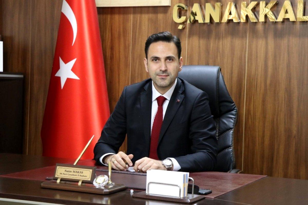 Başkan Makas'tan 10 Kasım Atatürk'ü Anma Günü mesajı