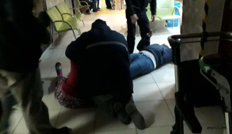 Bayramiç'de eşini tüfekle öldüren Nuri Eroğlu tutuklandı.