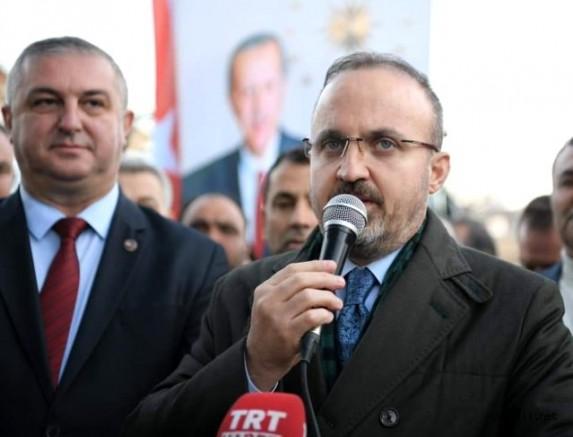 Geyikli Belediyesi yeni araçları hizmete aldı. Bülent Turan açıklama yaptı
