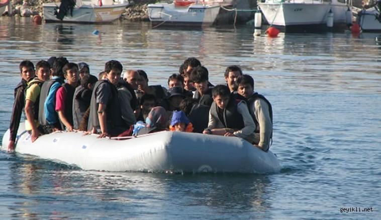 Mülteciler Çanakkale Sahillerinde Ölüyor!