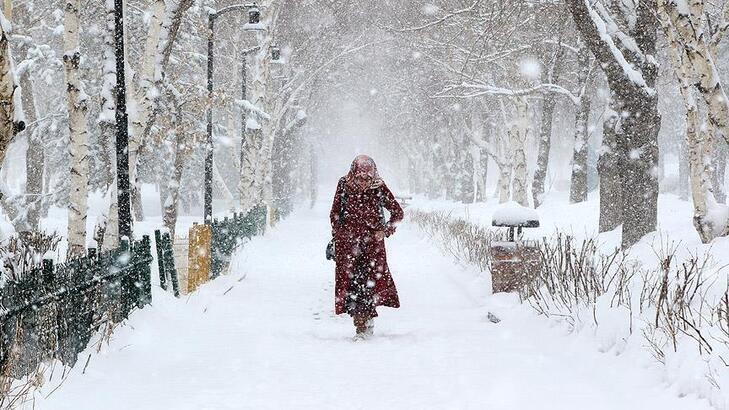 Son dakika... Meteoroloji'den 7 il için kar uyarısı!
