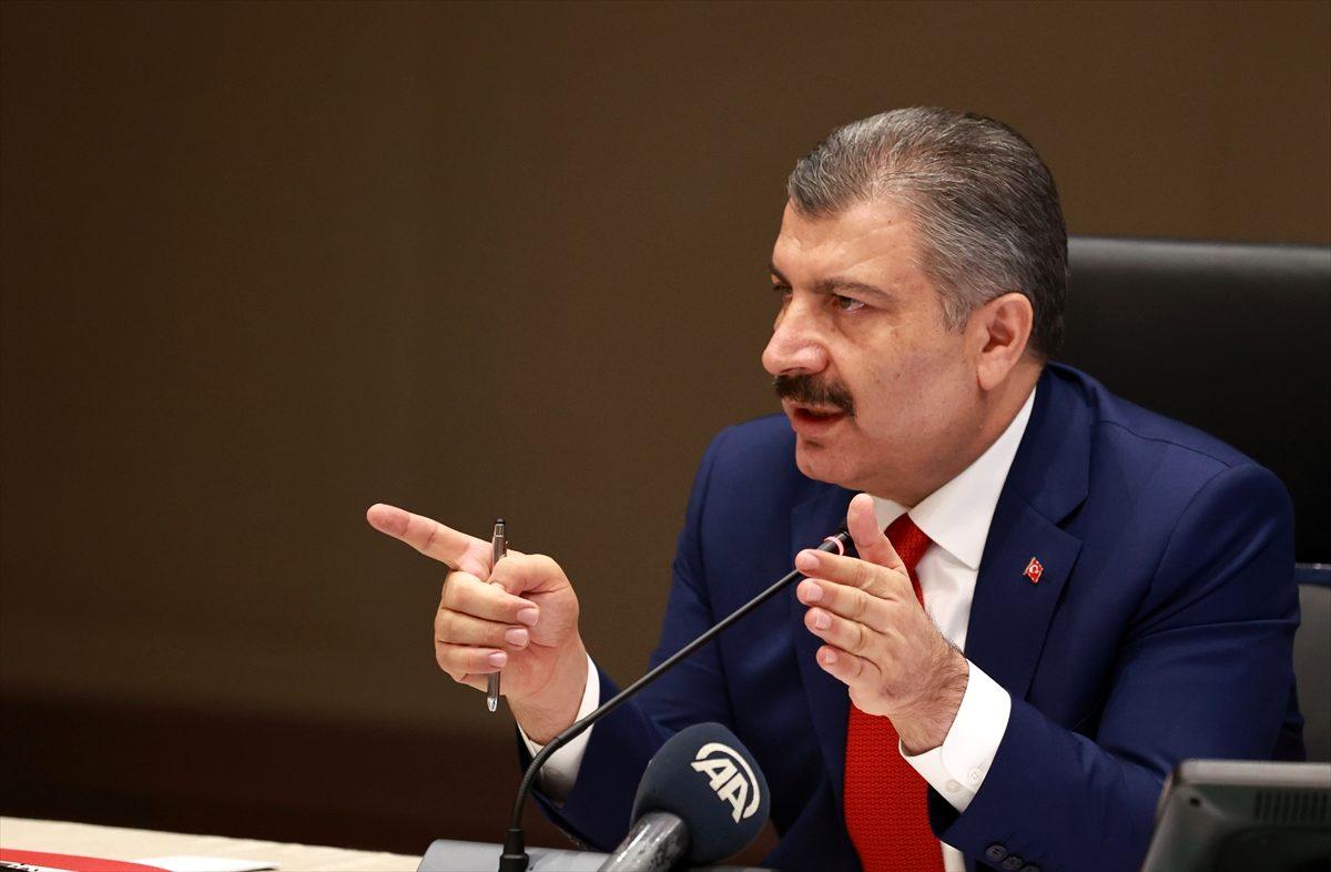 Son Dakika: Türkiye'de 9 Kasım günü koronavirüs nedeniyle 85 kişi vefat etti, 2576 yeni hasta tespit edildi